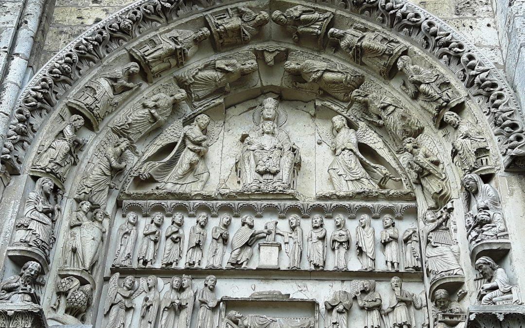 Lauschen mit der Seele – einstimmen in Stille und Klang, Frühjahr 2017 Chartres