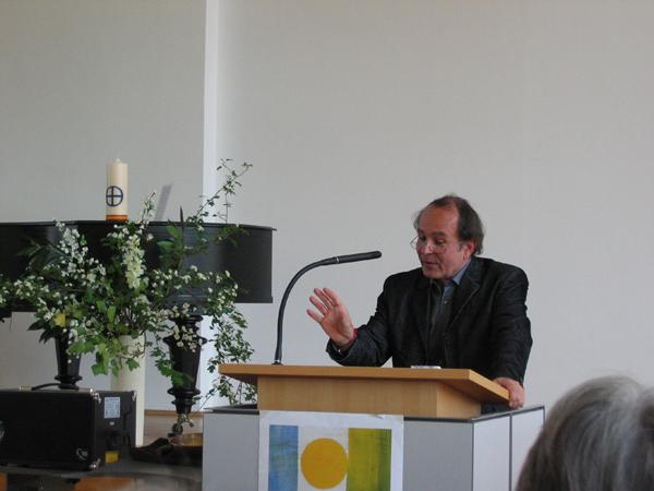 Meditation und Verantwortung in einer globalisierten Welt, Symposium 30 Jahre Arbeitskreis Meditation, 2007 Wuppertal